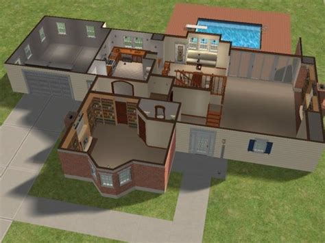 1164 morning glory circle bewitched wallpaper 2433226 mod the sims bewitched house plan maison pinterest