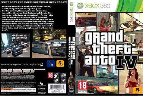 grand theft auto  xbox  box art cover  terminator