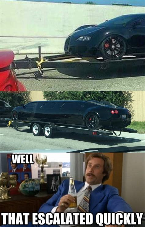 Limo Meme - the best bugatti memes memedroid