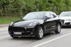 Porsche Suv Macan Porsche Macan Suv Galerie Foto Masini Si Concepte