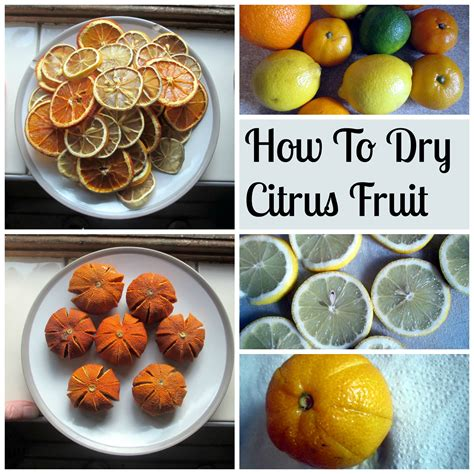 how to dry citrus fruit tea and a sewing machine