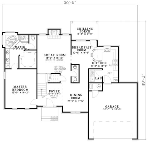 653684 3 bedroom 2 5 bath southern house plan with wrap southern style house plan 3 beds 2 5 baths 1635 sq ft