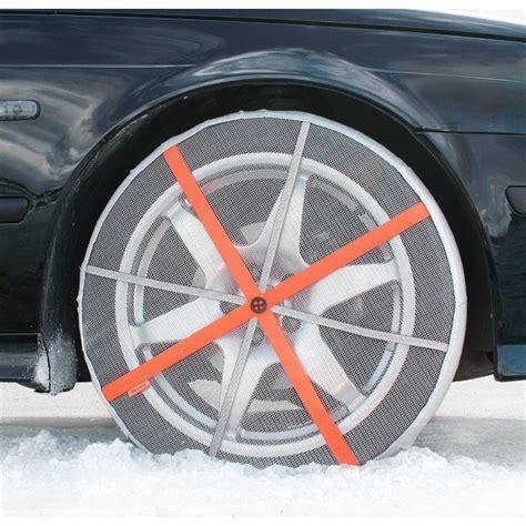cadenas autosock 685 chaines neige textiles autosock car id fr