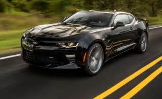 2016 chevrolet camaro ss manual first drive – review – car
