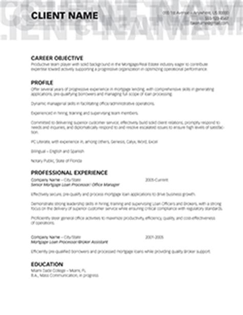 completed resume exles best resumes