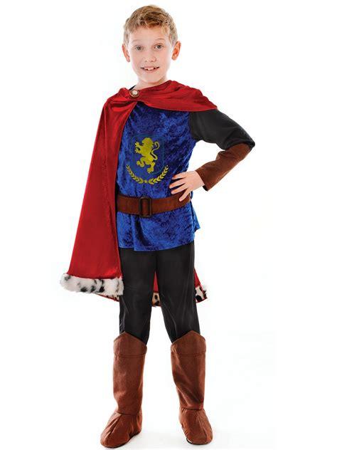 child prince costume cc090 fancy dress