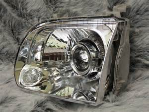 2005 Toyota Tundra Headlights Hid Illusionz Toyota Tundra Cab Tl Cayenne