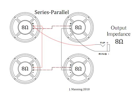 series parallel switch wiring diagram speakers get free