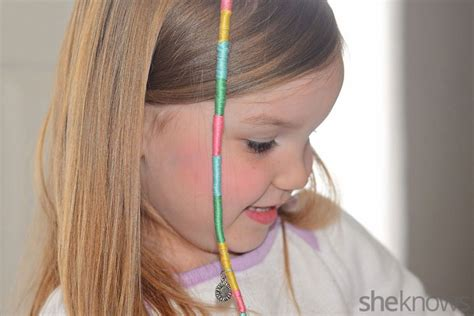 hair wrapping pictures learn to make your own hair wraps for summer