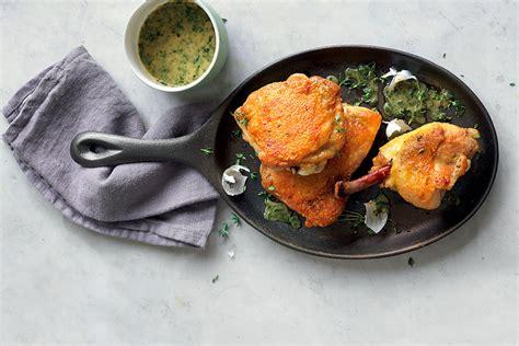 cucinare le cosce di pollo in padella ricetta cosce di pollo in padella con erbe le ricette de