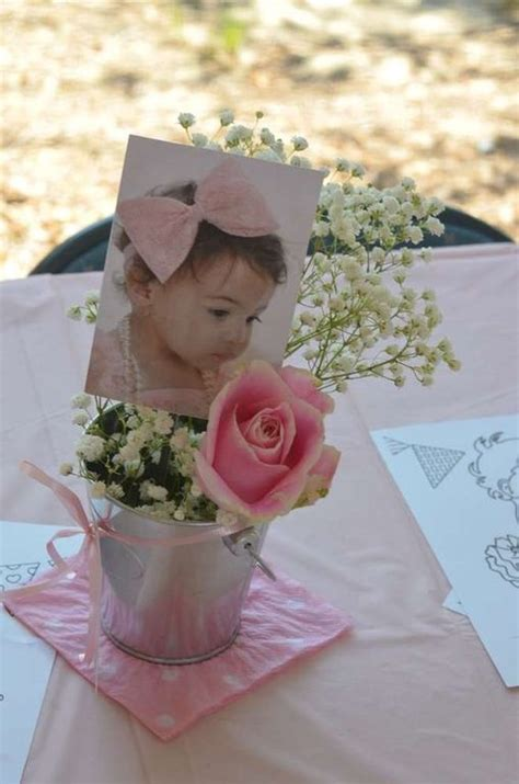 1000 images about centros de mesa bautizo on mesas baby showers and baptism los mejores dise 241 os de centros de mesa para bautizos bloghogar