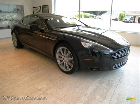 aston martin sedan black 2010 aston martin rapide sedan in onyx black photo 3