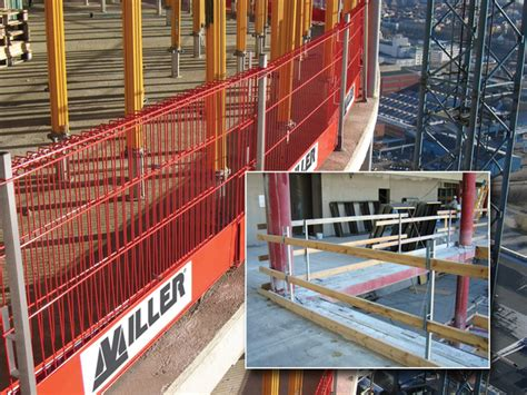 Miller Always Falls For Leading by New Miller Epic Barrier Systems From Miller Fall