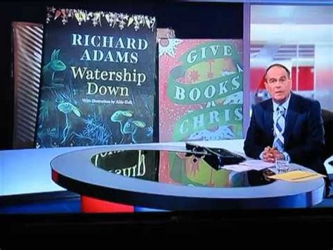 watership down oneworld classics watership down author richard adams on bbc south today with new illustrated edition by oneworld
