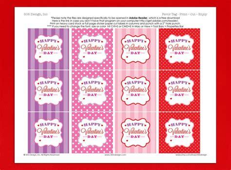 printable valentine tags pinterest printable valentine tags free printable 505 design