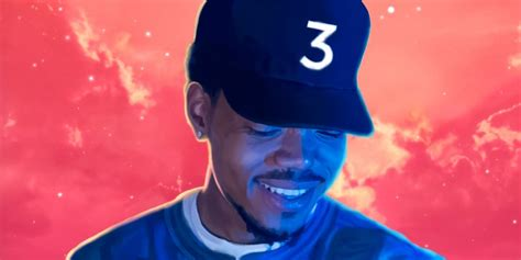 Chance The Rapper Coloring Book Mixtapel