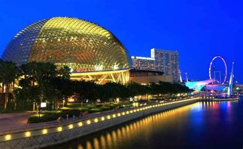 local attractions     singapore