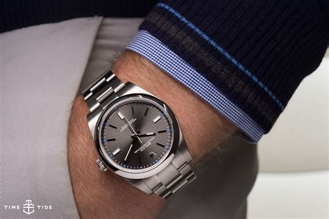 Rolex Oyster Perpetual 39 by In Depth The Rolex Oyster Perpetual 39 Ref 114300