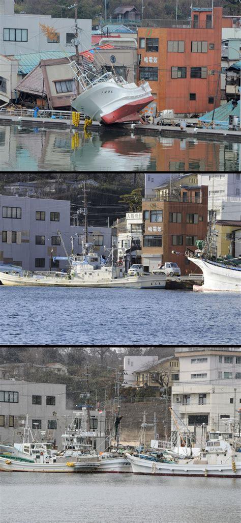 imagenes de japon despues del tsunami fotos jap 243 n despu 233 s del tsunami de 2011 taringa