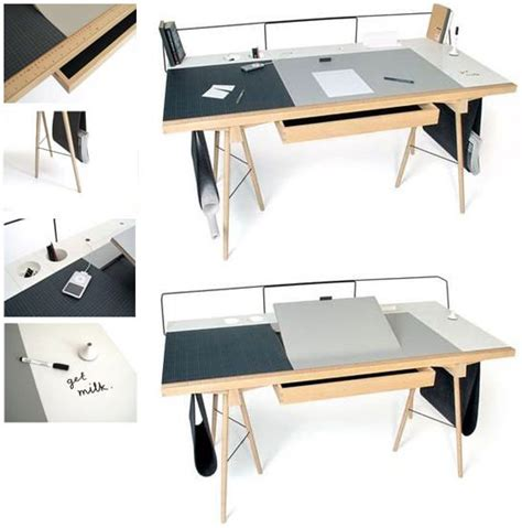 Homework Table by Homework Table Lets You Customize Your Work Desk Looks