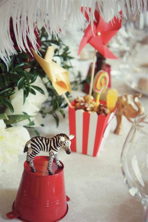 Kara's Party Ideas Life Is A Circus Themed Wedding