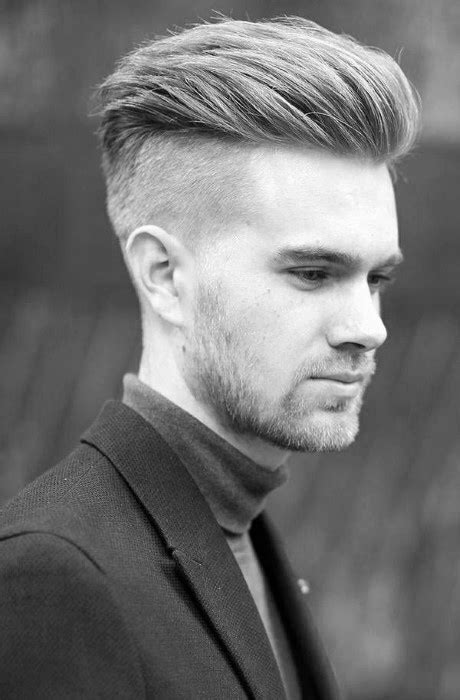 Mens Haircuts For A Man Age 60 | undercut hairstyle for men 60 masculine haircut ideas