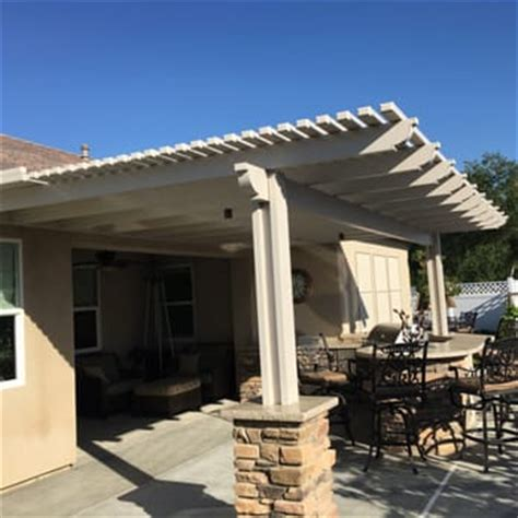 bakersfield patio covers and seamless gutters 38