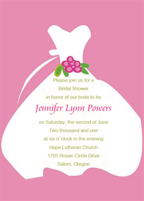 wedding shower invitation quotes quotesgram