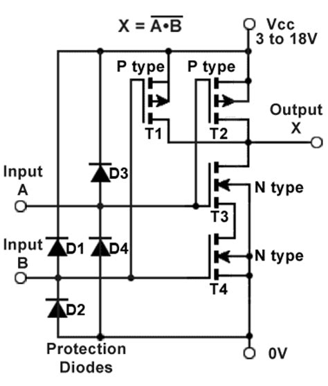 cmos diode a diode protect cmos circuit 28 images input bias current of cmos and jfet lifiers edn