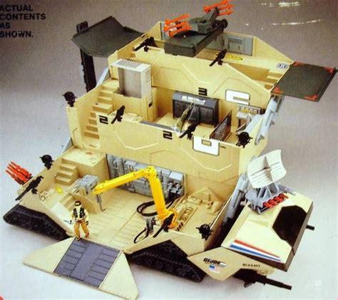 gi joe mobile command center g i joe 1987 mobile command center