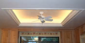 lighted tray ceiling ceiling lighting kitchen tray ceiling lighting ideas