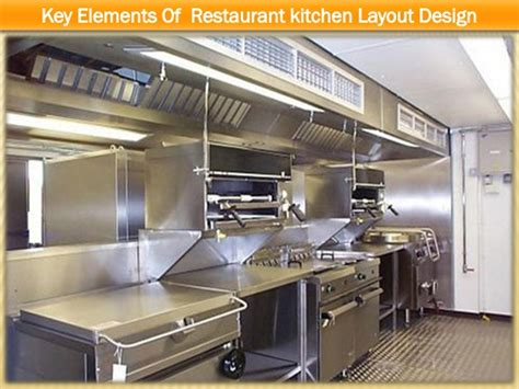 How To Design A Commercial Kitchen Key Elements Of Restaurant Kitchen Layout Design