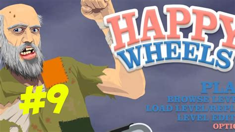 happy wheels rope swing game happy wheels ep 9 rope swing como willyrex youtube