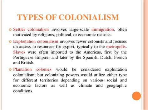 Settler State Definition | colonial cities of india