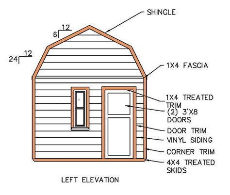 gambrel roof plans gambrel roof barn plans home design