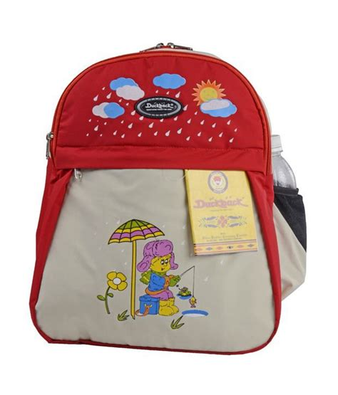 duckback baby school bag for buy