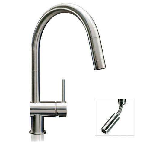 Pull Kitchen Tap Vela Kitchen Mixer Tap With Pull Out Spout