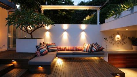 beleuchtung terrassenüberdachung terrasse design beleuchtung