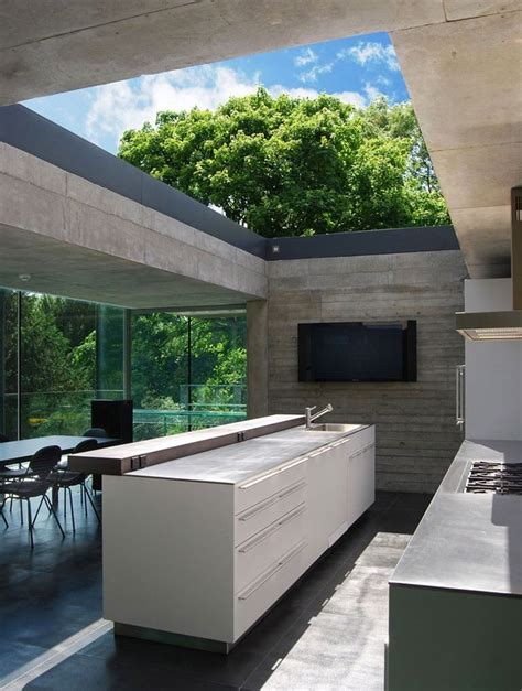 modern outdoor kitchens best 25 indoor outdoor kitchen ideas on pinterest