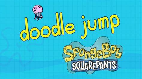 doodle jump cheats dont work doodle jump spongebob squarepants universal hd