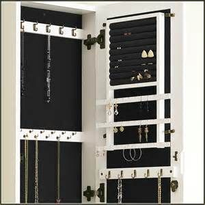 Jewelry Cabinet Canada Wall Mounted Jewelry Cabinet Plans Home Design Ideas