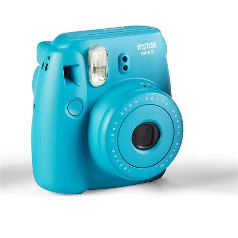 fujifilm instax mini 8 instant blue fujifilm instax 174 mini 8 tile blue