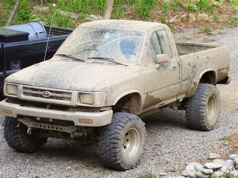 Lifted 93 Toyota Offroadcrazey S 1993 Toyota Regular Cab In Canton Nc