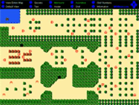 legend of zelda interactive map the legend of zelda map selection labeled maps
