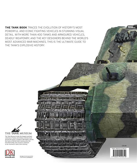 the tank book the 0241250315 the tank bank the definitive visual history of armored vehicles 2017 dk publishing pdf