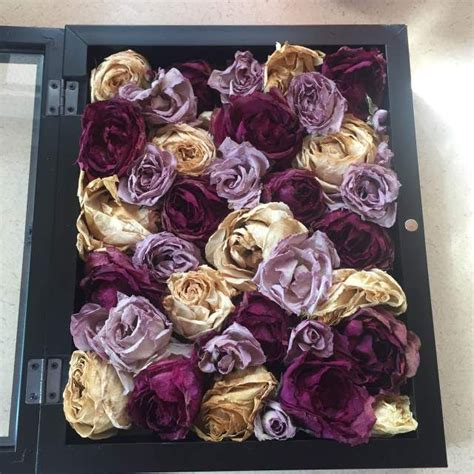 Wedding Bouquet In Shadow Box by 25 Best Ideas About Bouquet Shadow Box On