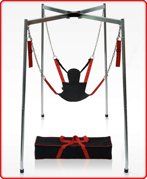 design effect for purposive sling the red lightweight sling frame in stainless steel a