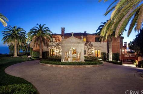mediterranean style homes california coast mega 37 million newly listed mediterranean mansion in newport