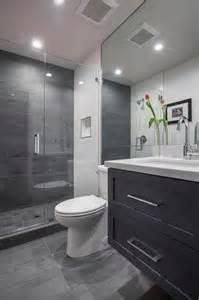 slate bathroom ideas pinterest dark bathrooms tile sleek image housetohome
