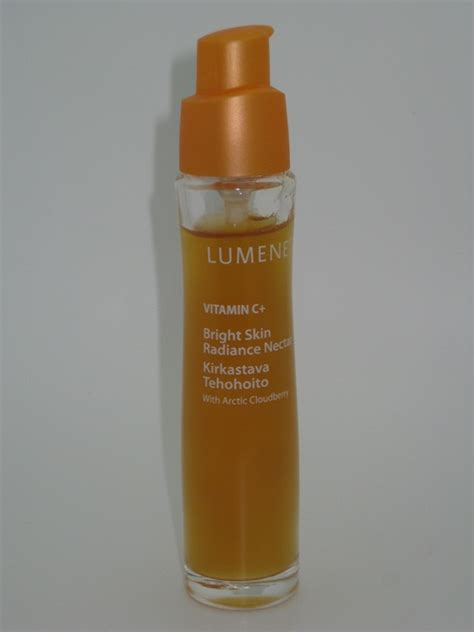 Lumene Vitamin Radiant Dual Serum by Lumene Radiant C Energy Eye Reviews